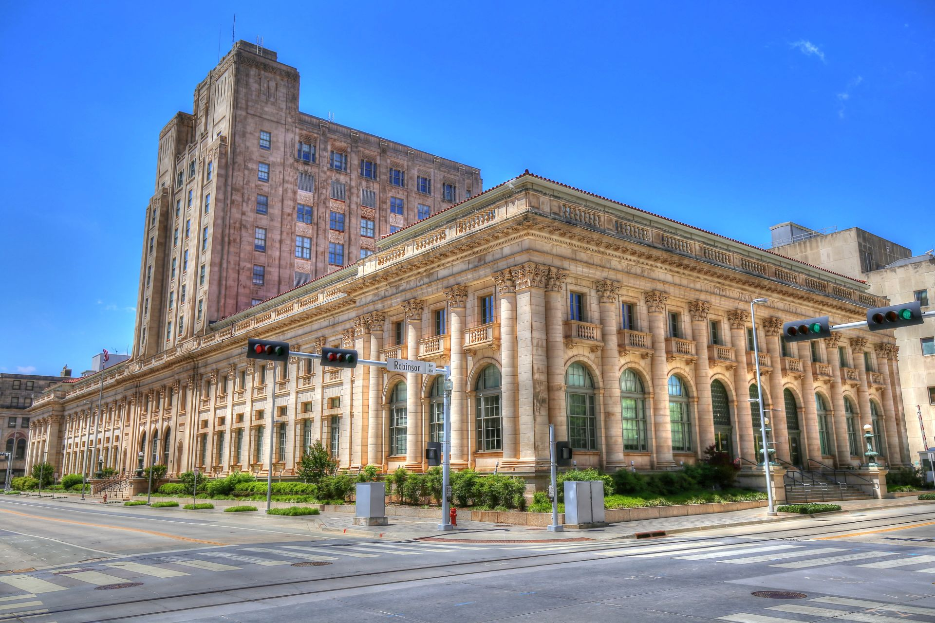 Old Post Office Building HDR 6